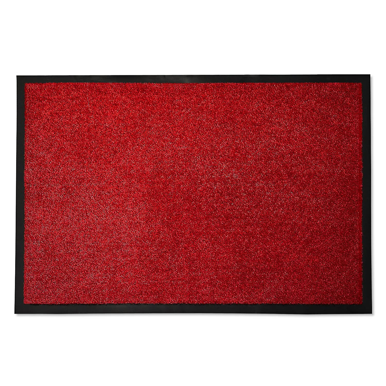 Everest Schmutzfangmatte - 9 Größen - rot, mono