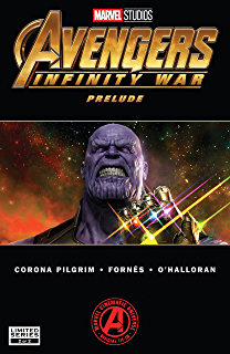 Amazon com: Marvel's Avengers: Infinity War Prelude (2018) #1 (of 2