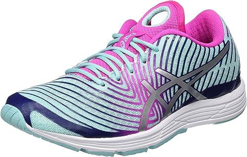 Asics Gel-Hyper Tri 3, Zapatillas de Running para Mujer, (Aqua Splash/Silver/Indigo Blue), 43.5 EU: Amazon.es: Zapatos y complementos