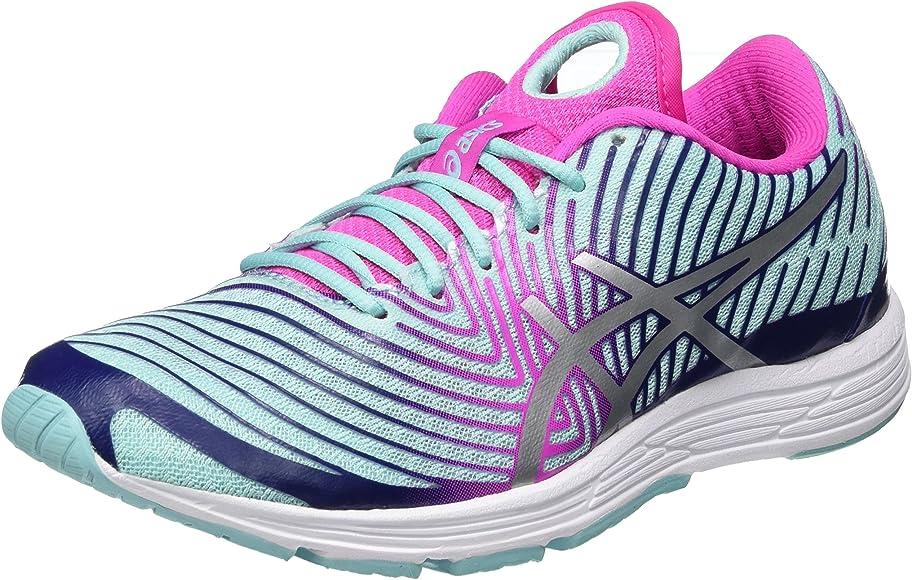 Asics Gel-Hyper Tri 3, Zapatillas de Entrenamiento para Mujer, (Aqua Splash/Silver/Indigo Blue), 44.5 EU: Amazon.es: Zapatos y complementos