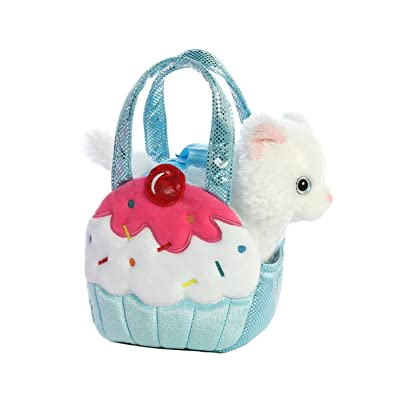 """Aurora - Pet Carrier - 7"""" Sweets - Blue: Toys & Games"""