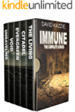 THE IMMUNE - The Complete Post Apocalyptic Survival Series: Books 1 - 5