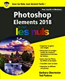 Photoshop Elements 2018 pour les Nuls, grand format