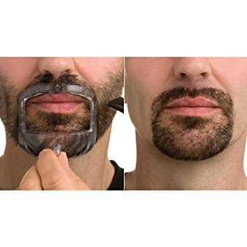 Buy Goatee Template Saver Get The Sharpest Goatee With Mr Beard