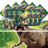 Kit de fête Jurassic world pour 8 personnes