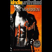 No Saint (Blood Legion MC Book 3)