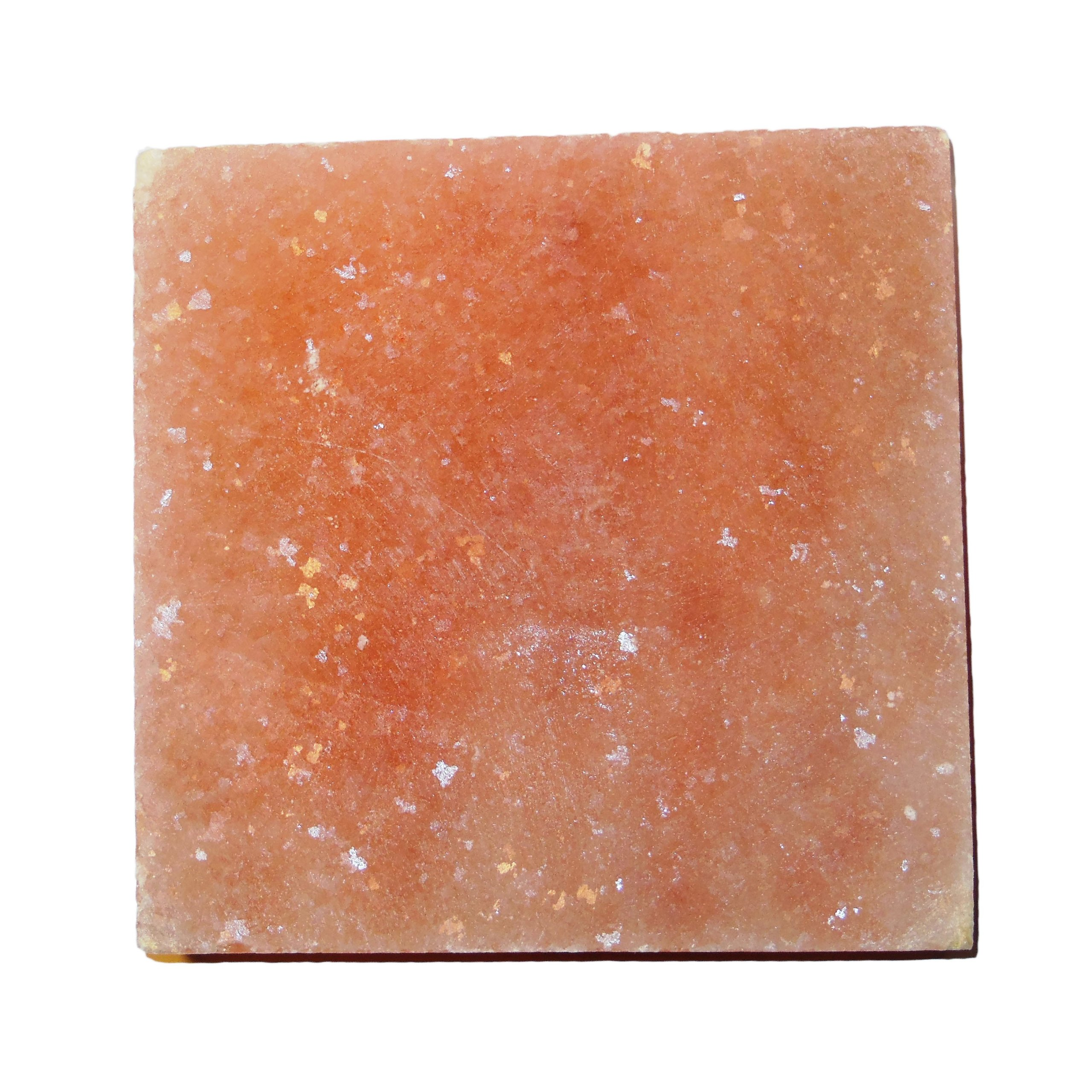 Natural Himalayan Salt Plate / Slab / Block Pink Square 8x8x2-Inch by SaltSkil (Image #4)