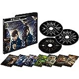 ファンタスティック・ビーストと魔法使いの旅 <4K ULTRA HD&3D&2D ブルーレイセット>(初回仕様/3枚組/魔法動物カード全7種セット/デジタルコピー付) [Blu-ray]