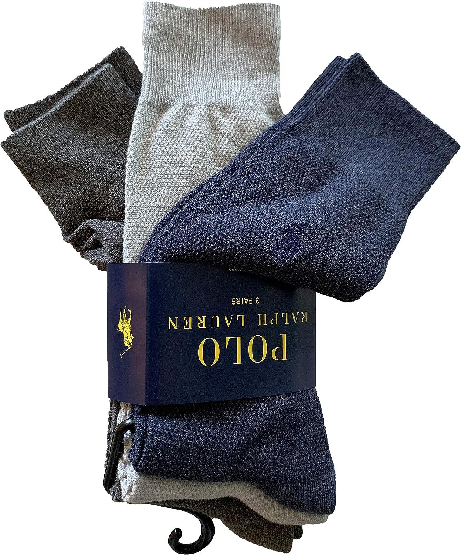 Polo Ralph Lauren - Calcetines de piqué (3 unidades) Denim ...