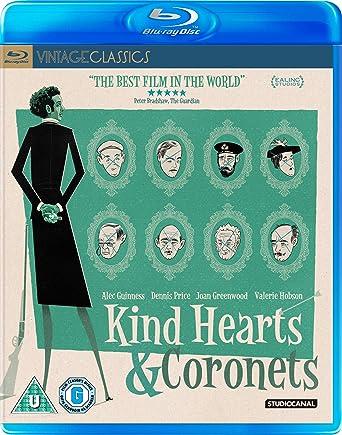 Amazon.com: Kind Hearts & Coronets 70th Anniversary Edition ...