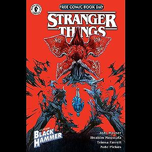 Free Comic Book Day 2019 (General) (Dark Horse FCBD)