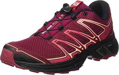 SALOMON Wings Flyte 2, Calzado de Trail Running para Mujer: Amazon ...