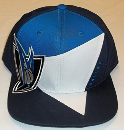 pretty nice b6f6d 9b3d5 Image Unavailable. Image not available for. Color  Dallas Mavericks Snapback  Osfa Hat by Adidas ...