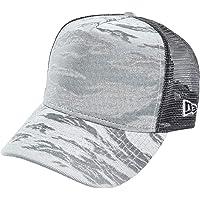 New Era 3D Camo Trucker New Era Gray Beyzbol Şapkası, Gri, Tek Ebat
