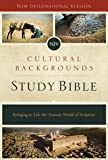 Cultural Backgrounds Study Bible-NIV: Bringing to Life the Ancient World of Scripture