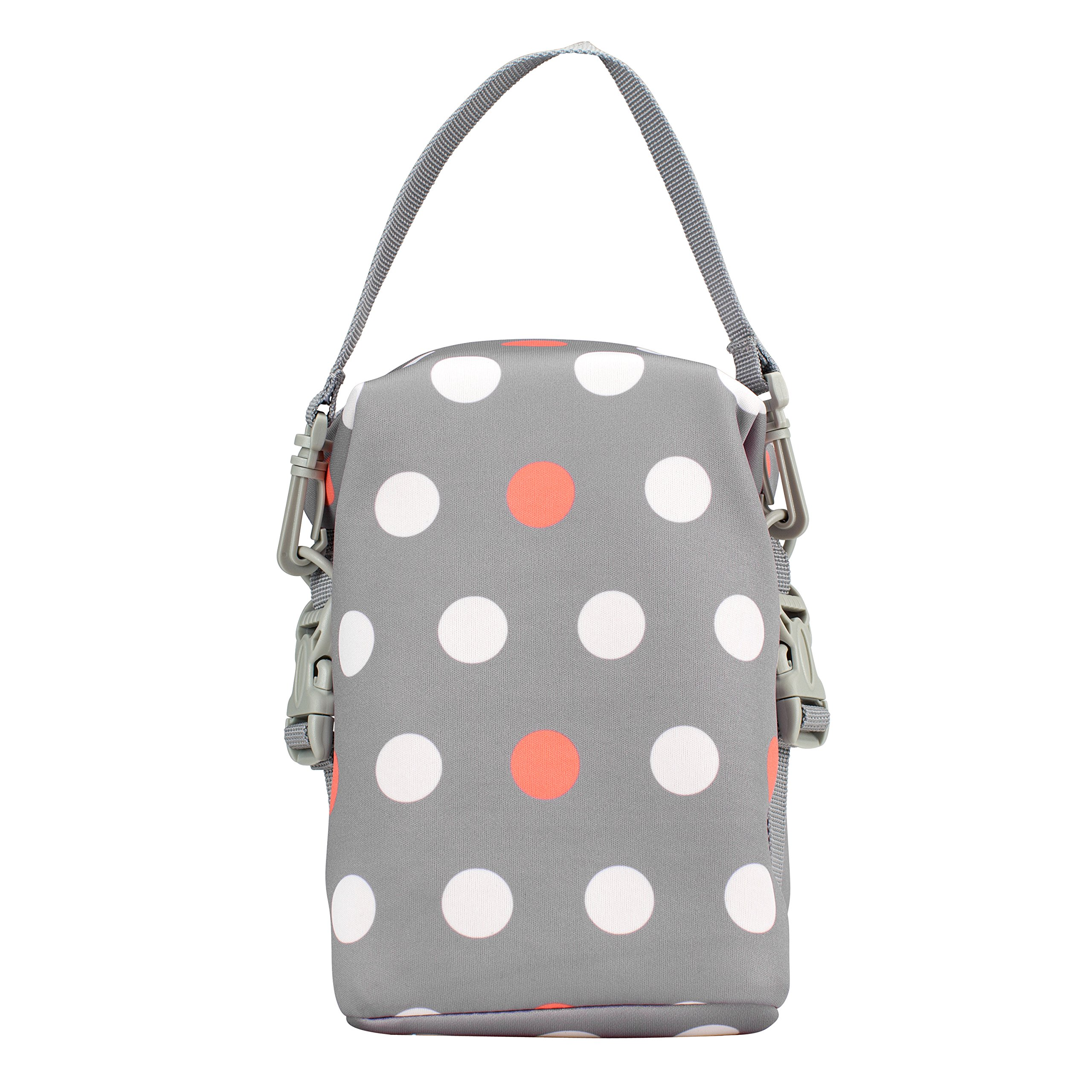 Dr. Brown's Convertible Bottle Tote - Polka Dot by Dr. Brown's