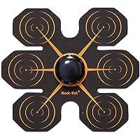 Bodi-Tek Unisex AB Core Trainer, zwart, één maat