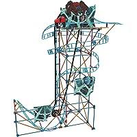K'NEX Thrill Rides Cobweb Curse Roller Coaster Building Set (473-Pcs)