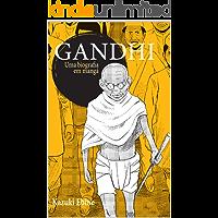 Gandhi: Uma biografia em mangá