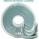Polymaker PolySmooth 3D Printer Filament, Layer-Free 3D filament, Slate Grey, 1.75 mm Filament, 750g