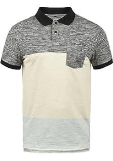 Blend Puyol - Camisa Polo para Hombre 1ZNUDEJJU