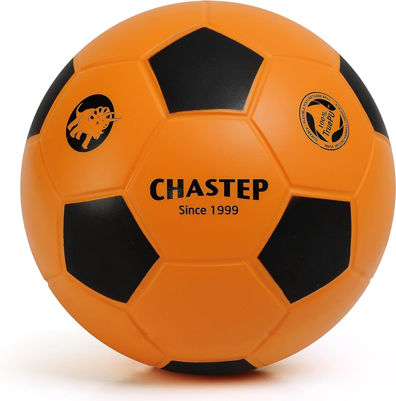 Chastep - Pelota de fútbol de Espuma, antiestrés, con Efecto ...