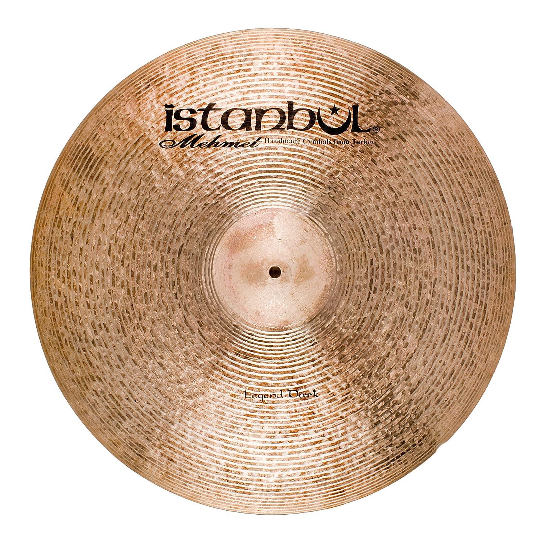 Istanbul Mehmet Cymbals Jazz Series Legend Dark Ride Cymbals LD-R (21