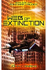 Web of Extinction (Zone War Book 3) Kindle Edition
