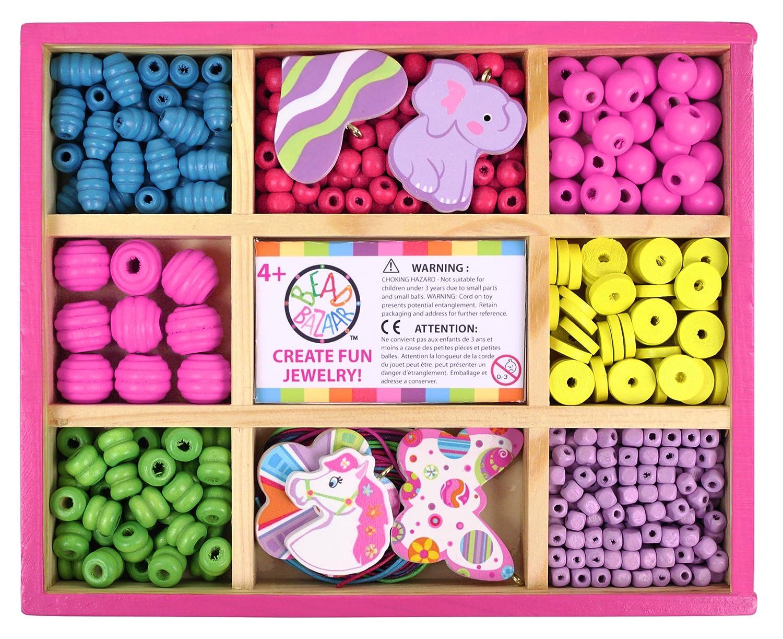 Bead Bazaar Medium Bead Box Just for Fun 1442 BB1442