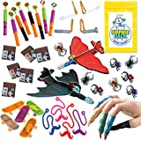 Halloween Party Favors Toy Assortment - 72 Pc