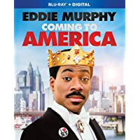 Coming to America Blu-ray Movie Deals