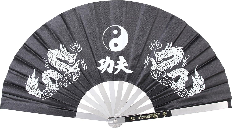 BladesUSA Kung Fu Fighting Fan