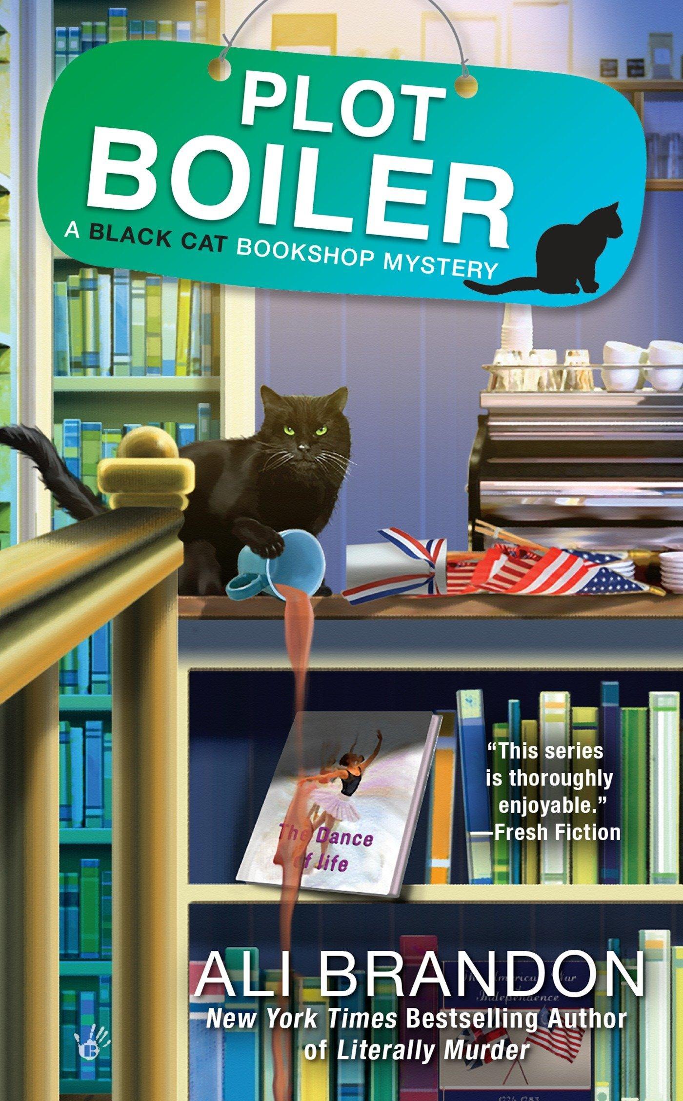 Download Plot Boiler (A Black Cat Bookshop Mystery) ebook