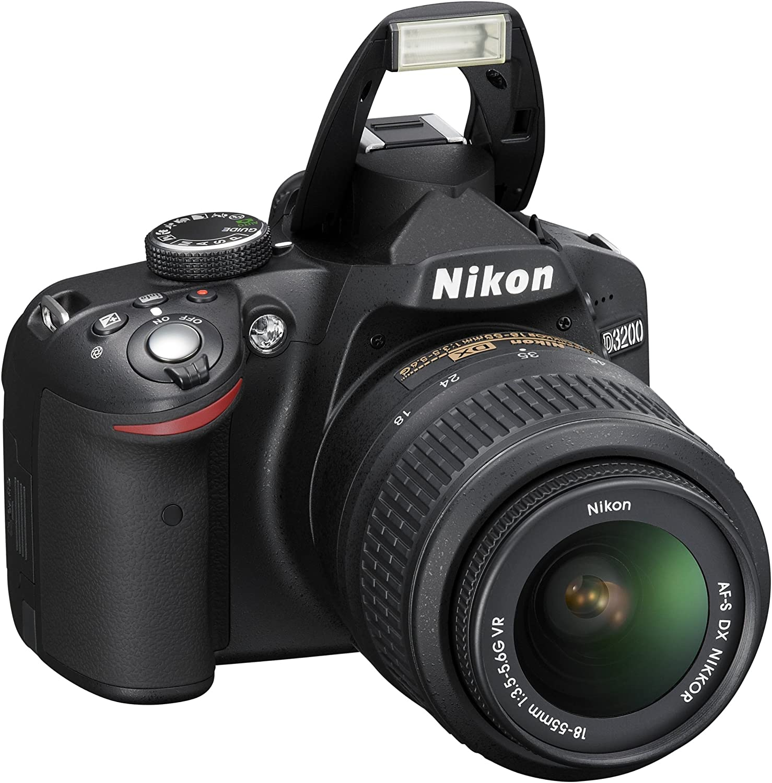 Nikon D3200 - Cámara réflex digital de 24 Mp (pantalla 3 ...
