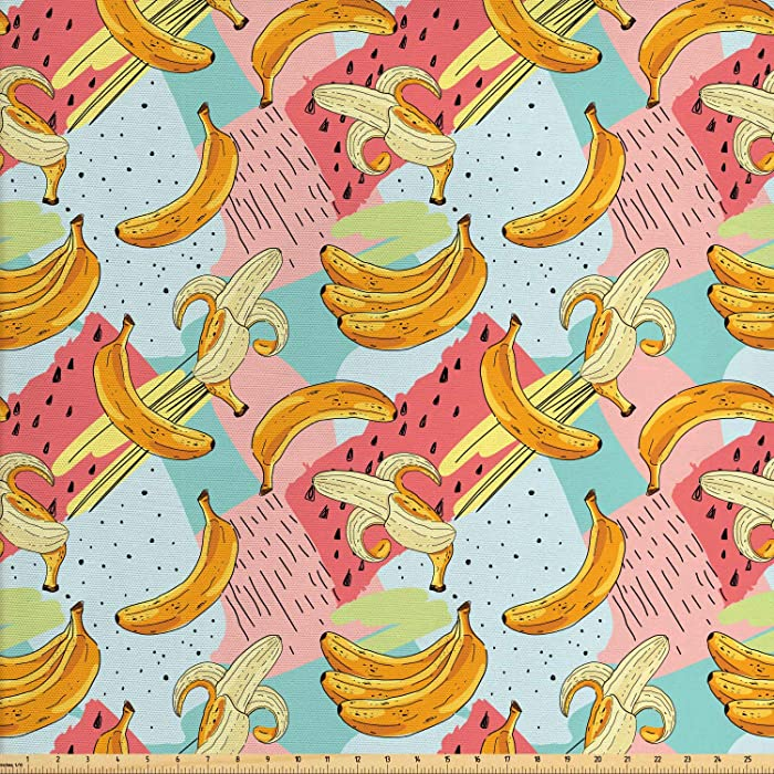 The Best Watermelon Pink Blender Fabric By The Yard