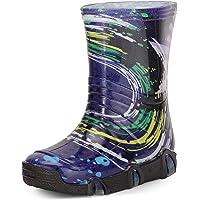 Ladeheid Botas de Agua Zapatos de Seguridad Calzado