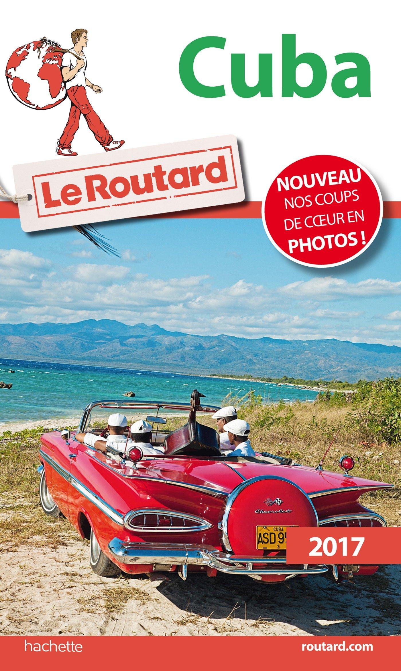 Carte Cuba Guide Du Routard.Amazon Fr Guide Du Routard Cuba 2017 Collectif Livres