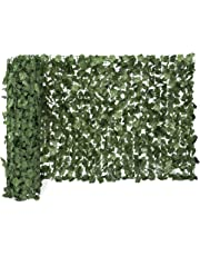 Best Choice Products Artificial Faux Ivy Hedge Privacy Fence