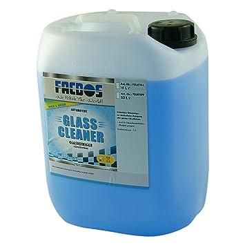 Facdos Glasreiniger Konzentrat 11 L Scheibenklar Glass Cleaner