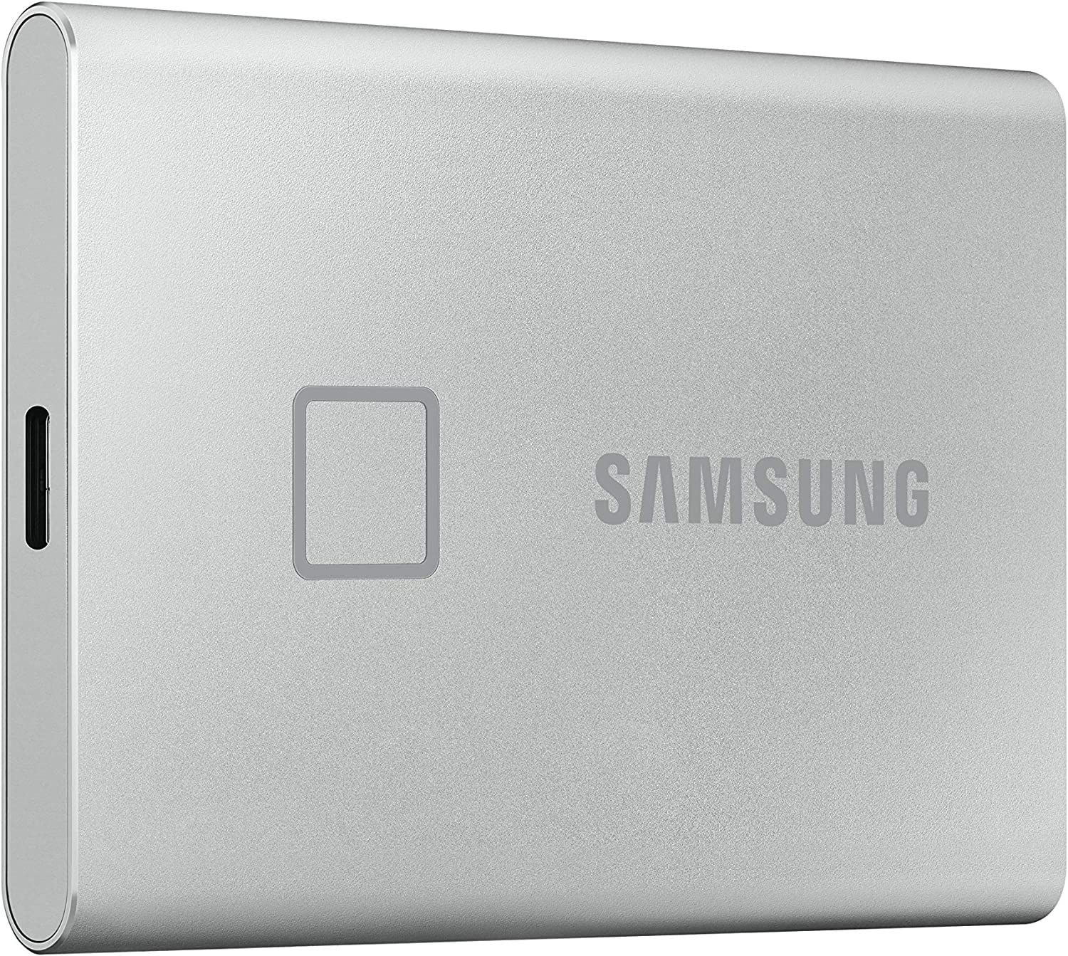 Samsung MU-PC500S/WW 500GB T7 Touch SSD Silver