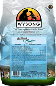 Wysong Optimal Growth Puppy Formula Puppy Food - 5 Pound Bag