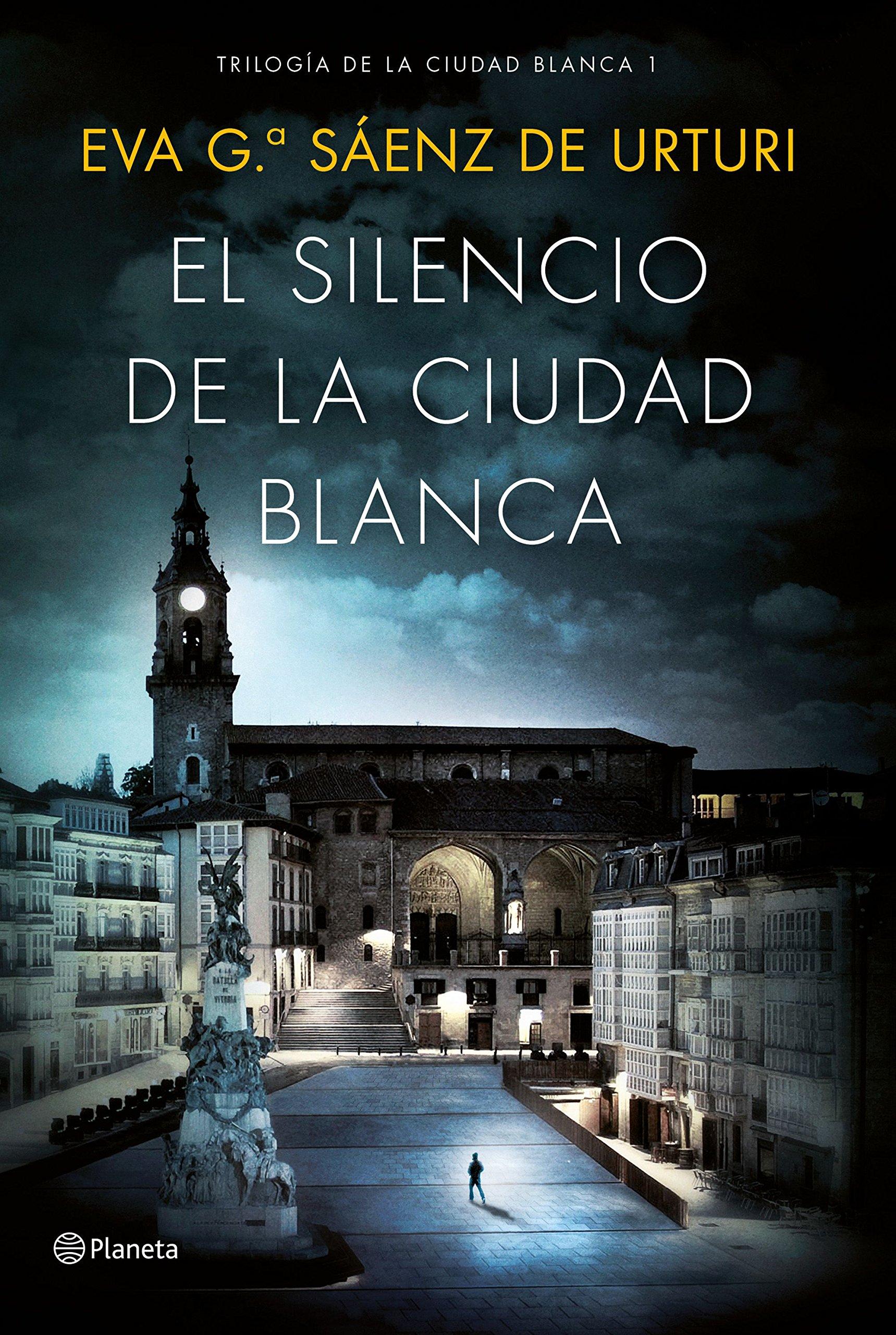 El silencio de la ciudad blanca: Trilogia de la Ciudad Blanca ...