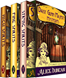 The Daisy Gumm Majesty Boxset (Three Complete Cozy Mystery Novels in One) (A Daisy Gumm Majesty Mystery)