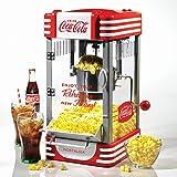 コカコーラシリーズRKP630COKEやかんのポップコーンメーカー Nostalgia Electrics Coca Cola Series RKP630COKE Kettle Popcorn Maker 並行輸入