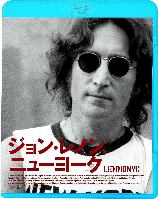 ジョン・レノン、ニューヨーク (Blu-ray)