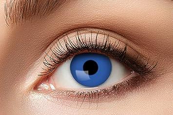 Eyecatcher Color Fun - Colores Lentes de contacto - Azul Elfo ...