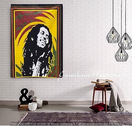Indian Bob Marley decorativi fatti a mano, decorazioni per la casa ...