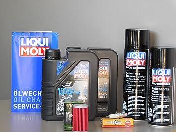 Kit de mantenimiento Daelim Daystar 125 Aceite de aceite ...