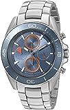 Michael Kors Men's Jetmaster Silver-Tone Watch MK8484