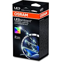 OSRAM LEDINT202 LED ambient Tuning Lights Extension Kit, Vehicle Interior Lighting, 16 Colors, 5 Modes, Control System…